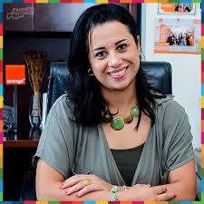"""هالة عبد الودود، مدير قطاع العلاقات العامة والمسئولية المجتمعية بشركة """"اورنچ مصر"""""""